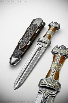 Andre Andersson / northlandknives.com