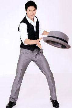 Harry Shum Jr - I'm attracted to swag-tastic dance skills.