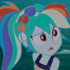 My Little Pony Poster, Mlp My Little Pony, Rainbow Dash, The Last Airbender Anime, Anna Disney, My Little Pony Wallpaper, Little Poni, My Little Pony Characters, Fictional Characters