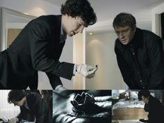 Sherlock + origami