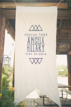 Joshua Tree wedding: Hillary + Angela (via Bloglovin.com )