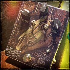 Behold your morning #pedalporn from #protonepedals #stompbox #overdrive #guitarpedals #guitarfx