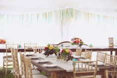 Inspired by This Whimsical Enchanting Cape Cod Forest Wedding - Inspired By This
