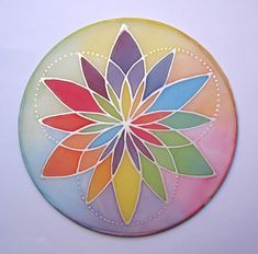 Silk mandala from silkmandala.com