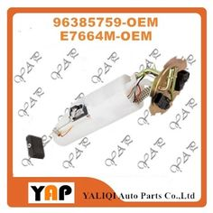 88.00$  Watch here - http://alivk8.shopchina.info/go.php?t=32774006506 - FUEL PUMP FOR FITDAEWOO Leganza 1.6L 2.0L E7664M 96385759 1997-2003  #buyonlinewebsite