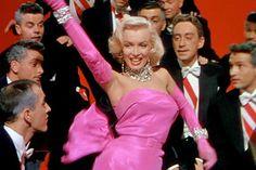 Marilyn Monroe in Gentlemen Prefer Blondes - 1953