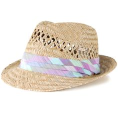 The best beach fedora. Don't leave home without one.