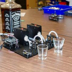 Picture of ShotBot - Arduino Powered Pump Project