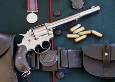 One of the 1,001 Colt Model 1878 Double-action military issue revolvers purchased hastily by the Department of Militia & Defence in Canada through the New York outfitting firm of Hartley & Graham in 1885 when the North-West Rebellion of the Métis people of the District of Saskatchewan suddenly broke out. (Reading Canadian domestic military history can make for particularly New World experience, what with names like the Battle of Duck Lake and Fort Whoop-Up!)