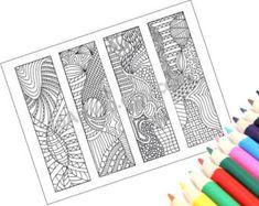 Zendoodle marcadores DIY Zentangle inspiró para por JoArtyJo