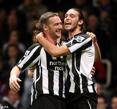 ~ Kevin Nolan and Andy Carroll on Newcastle United ~