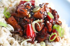 Asian Recipes, Healthy Recipes, Ethnic Recipes, Different Recipes, Kung Pao Chicken, Pot Roast, Love Food, Chicken Recipes, Food Porn
