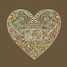 etniczne serce