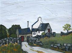 David Barnes-Farm in Gwynedd