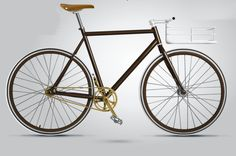 Mens Toys, Custom Bikes, Bicycle, Basket, Vehicles, Design, Men, Bike, Bicycle Kick