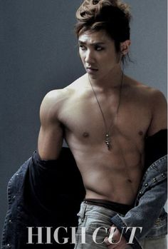Lee Joon (MBLAQ)= V-cut heaven.