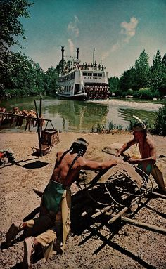 Disneyland |National Geographic |October.1962