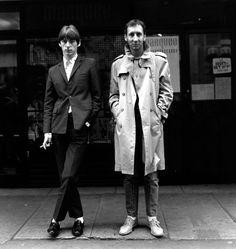 Pete Townshend & Paul Weller