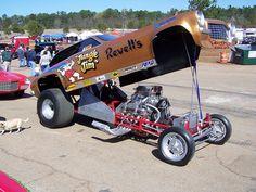 Jungle Jim's still Chevy powered Nitro Funny Car. Funny Car Drag Racing, Funny Cars, Jungle Jim Liberman, Jungle Jim's, Vegas, Nhra Drag Racing, Vintage Race Car, Thing 1, Drag Cars