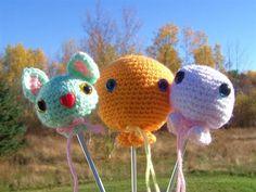 Amigurumi Balloons - Crochet Me