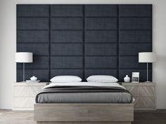 Bernardsville Upholstered Headboard Panels
