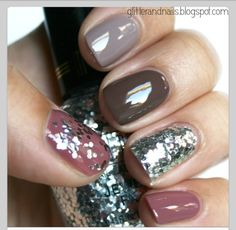 I'll skip the sparkles for work but I love the other three colors!