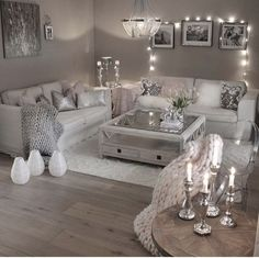 42 secret weapon for modern house design interior living rooms decorating ideas 6 - Home Interior Design - Glam Living Room, Living Room Decor Cozy, Elegant Living Room, Living Room Grey, Interior Design Living Room, Decor Room, Bedroom Decor, Wall Decor, Neutral Living Rooms