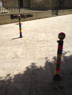 https://www.facebook.com/guerrillacrochet  13/05/2012  Monumenti Aperti  Piazza Sant'Efisio, Quartu Sant' Elena