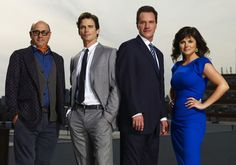 White Collar seriously has the best chemistry between characters hands down. (Mozzi, Neil, Peter, Elizabeth)