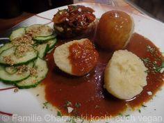 Frische Kartoffelklöße - Familie Charzinski kocht auch vegan
