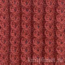 Планета Вязания | Жгуты и косы спицами. Схемы и фотографии узоров