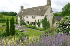 ~ Pistyll Farmhouse ~ Monmouthshire ~ Wales ~