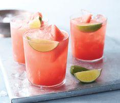 Watermelon Margaritas Recipe | I love my food