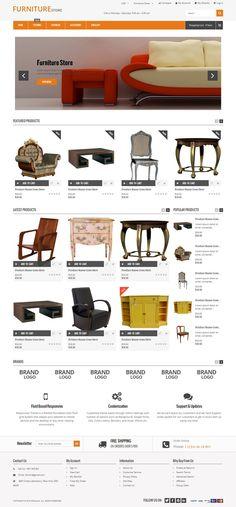 MT Studio - Responsive Furniture Store Magento eCommerce Theme