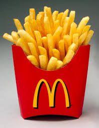 Výsledok vyhľadávania obrázkov pre dopyt mcdonald hranolky