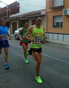 #Noticias Nuevo triunfo para Javi Martínez el pasado domingo en la VI carrera popular en Fuensalida, campeón en categoría absoluta. ¡A seguir sumando victorias! #Nutridx #running