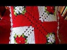 Crochet Cushion Cover, Crochet Cushions, Crochet Pillow, Crochet Flower Tutorial, Crochet Flowers, Pillow Crafts, Cushion Cover Designs, Christmas Crochet Patterns, Plastic Canvas Patterns