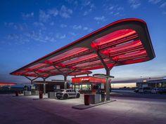 Galería - Estación de Servicio CEPSA / Saffron Brand Consultants + Malka+Portús arquitectos - 1