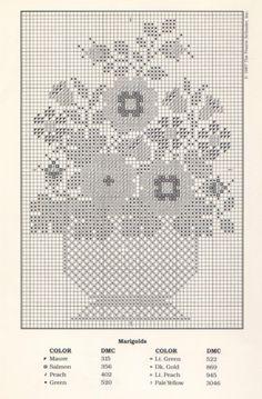 BOOK 16 PRAIRIE FLOWERS - MARIGOLDS ROSES ASTERS Gallery.ru / Фото #75 - The Prairie Schooler - didu