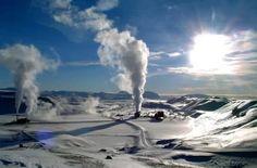 ¿Se cuece una revolución en el uso de energía geotérmica?