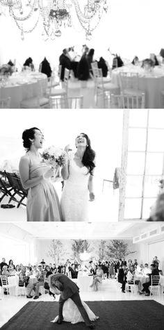 NYC Indoor Garden Wedding from Angelica Glass