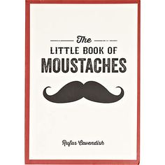 Item of the day: The Little Book of Moustaches