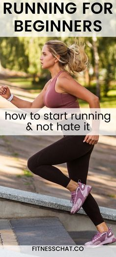 Do you want to start running but dont know where to start? Here are Running for beginners, Beginner running program, beginners guide to running and Running motivation tips to lose weight. Running workouts for weight loss. How to start running. Jogging for beginners, Running plan for beginners. Beginner runner tips #runningforbeginners #fitnesschat Jogging For Beginners, Running Plan For Beginners, Running For Beginners, How To Start Running, Running Training, Running Workouts, Training Tips, Losing Weight Tips, Lose Weight
