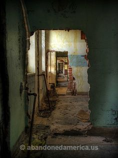 pilgrim state hospital, long island ny - matthew christopher murray's abandoned america