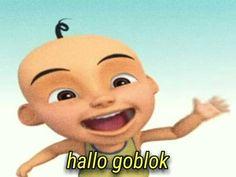 Memes Funny Faces, Funny Kpop Memes, Cute Memes, Stupid Memes, Dankest Memes, Cartoon Jokes, Cute Cartoon, All Meme, K Idol