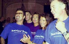 Rainbow Trust Charity Launches Intiative to Raise 20 Million Dollars to Privide Support For Terminally Ill Children. 2003