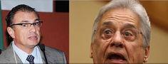 O ex-gerente e delator da Petrobras, Pedro Barusco e o ex-presidente FHC (PSDB)