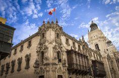 Plaza de armas - Catedral de Lima - Perú