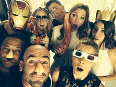 #Arrow #Selfie #SDCC pic.twitter.com/e5SjRUTwSe