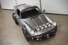 Porsche 911 Carrera 'Safari' Rally Car   HiConsumption